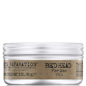 TIGI Bed Head for Men Matte Separation Workable Wax (85 g)