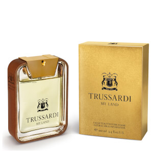 Trussardi My Land for Men Eau de Toilette 100ml