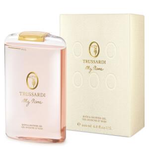Trussardi My Name for Women gel douche et bain pour femmes (200ml)