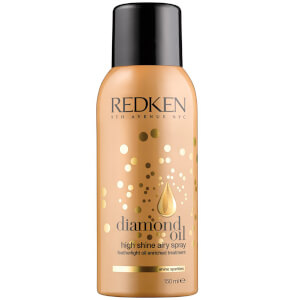 Redken Diamond Oil Aerosol Spray(150ml)