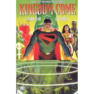 Kingdom Come: New Paperback Graphic Novel