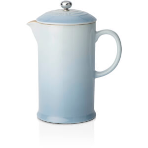 Le Creuset Cafetiere with Metal Press - Coastal Blue