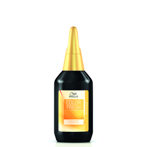 Wella Colour Fresh Toning Lightest Blonde Gold Violet 75ml