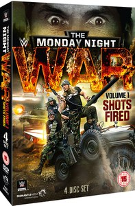 WWE: Monday Night War Vol.1: Shots Fired