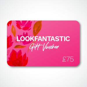 £75 LOOKFANTASTIC Gift Voucher
