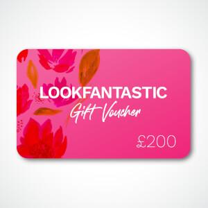 £200 LOOKFANTASTIC Gift Voucher