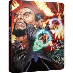 Doctor Strange - Zavvi UK Exclusive Limited Edition Steelbook (2000 Only)