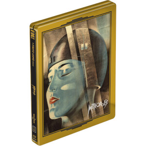 Metropolis Limited Edition Steelbook (Masters of Cinema) (UK EDITION)