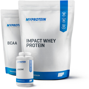 Myprotein Pre & Post Workout Bundle - Natural Banana