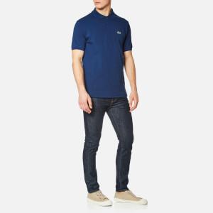 Lacoste Men's Polo Shirt - Deep Blue: Image 3