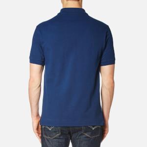 Lacoste Men's Polo Shirt - Deep Blue: Image 2