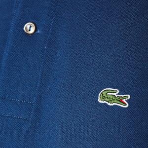 Lacoste Men's Polo Shirt - Deep Blue: Image 5