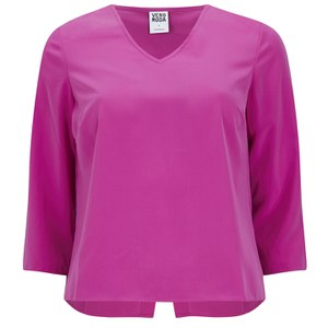 Vero Moda Women's Dora Top - Raspberry Rose