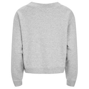 Cheap Monday Women's Expand Sweatshirt - Light Grey Melange Womens ...