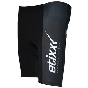 Etixx Quick-Step Replica Kids' Shorts - Black/Grey