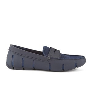 SWIMS Men's Penny Loafers - Navy