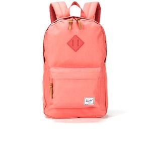 Herschel Supply Co. Women's Heritage Mid Volume Backpack - Flamingo/Flamingo Rubber