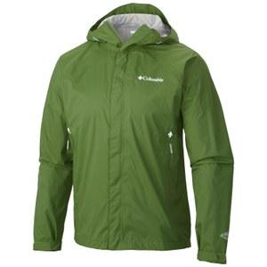 Columbia Men's Sleeker Waterproof Jacket - Green