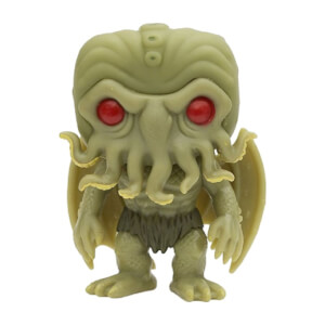 H.P Lovercraft Cthulhu Glow In The Dark EE Exclusive Pop! Vinyl Figure