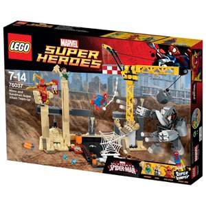 LEGO Super Heroes: Rhino and Sandman Super Villain Team-up (76037)