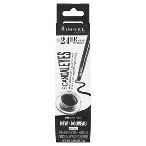 Rimmel Scandaleyes Waterproof Gel Liner (Various Shades)
