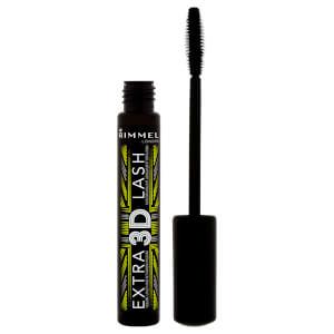 Rimmel Extra3D-Lash Mascara - Black