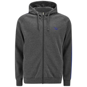 Gola Men's Miller Full Zip Hoody - Charcoal Marl