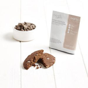 Meal Replacement Box of 16 Double Chocolate Chip Cookies