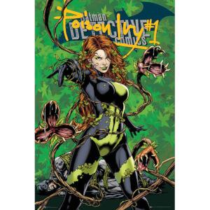 DC Comics Poison Ivy - Maxi Poster - 61 x 91.5cm