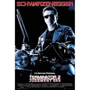 Terminator 2 One Sheet - Maxi Poster - 61 x 91.5cm