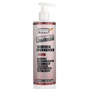 Fudge Colour Cocktail - Red (500ml)