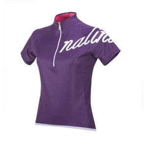 Nalini Pink Label Women's Chiani Short Sleeve Jersey - Purple