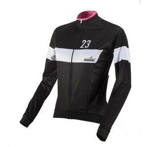 Nalini Pink Label Women's Nemi Long Sleeve Jersey - Black