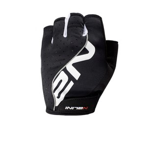 Nalini Accessories Red Gloves - Black