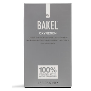 BAKEL Oxyregen Regenerating and Oxygenating 24H Cream (50 ml)