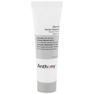 Anthony Glycolic Facial Cleanser (30ml) (Free Gift)