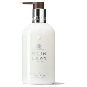 Crema de manos de ruibarbo y de rosa Molton Brown (300ml)