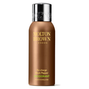 Desodorante de Pimienta Negra Molton Brown Re-charge (150ml)