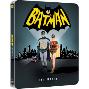 Batman: The Original 1966 Movie - Zavvi UK Exclusive Limited Edition Steelbook