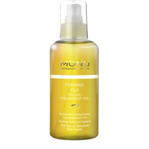 Aceite facial Firming Fiji Facial Oil de MONU (100 ml)