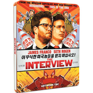 The Interview - Steelbook (Includes UltraViolet Copy) (UK EDITION)
