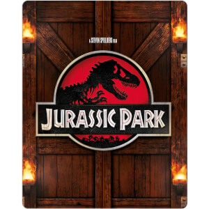 Jurassic Park - Zavvi UK Exclusive Limited Edition Steelbook (Limited to 3000 Copies)