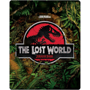 Jurassic Park: The Lost World - Zavvi UK Exclusive Limited Edition Steelbook (Limited to 3000 Copies)