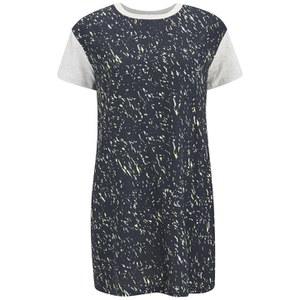 The Fifth Label Women's Sleepwalker T-Shirt Dress - Dark Galaxy
