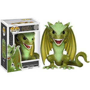 Game of Thrones Rhaegal Dragon 6 Inch Funko Pop! Figur