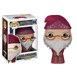 HARRY POTTER - ALBUS SILENTE POP! VINYL