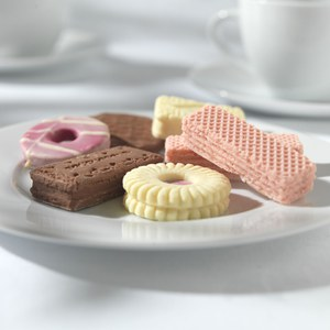 Chocolate Biscuits Set