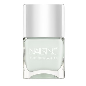 nails inc. Swan Street The New White Nail Varnish (14 ml)