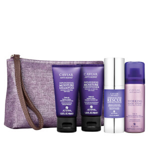 Alterna Caviar Moisture 'Beauty to Go' Travel Bag