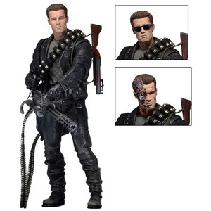 NECA Terminator 2 Ultimate Terminator T-800 7 Inch Action Figure